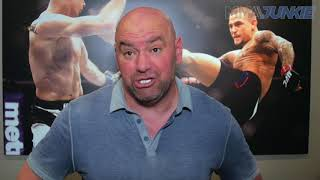 Dana White discusses Mayweather vs. McGregor after latest Contender Series event