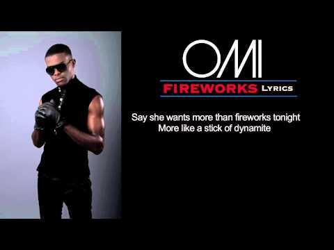 OMI - FIREWORKS LYRICS