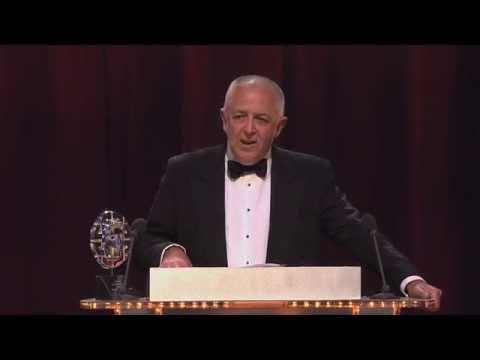 Siân Phillips Award BAFTA Cymru Award Winner in 2014  Jeremy Bowen