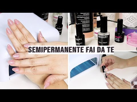 TUTORIAL SEMIPERMANENTE A CASA