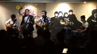 Bước chân lẻ loi - Cuội Acoustic band - TP Pleiku