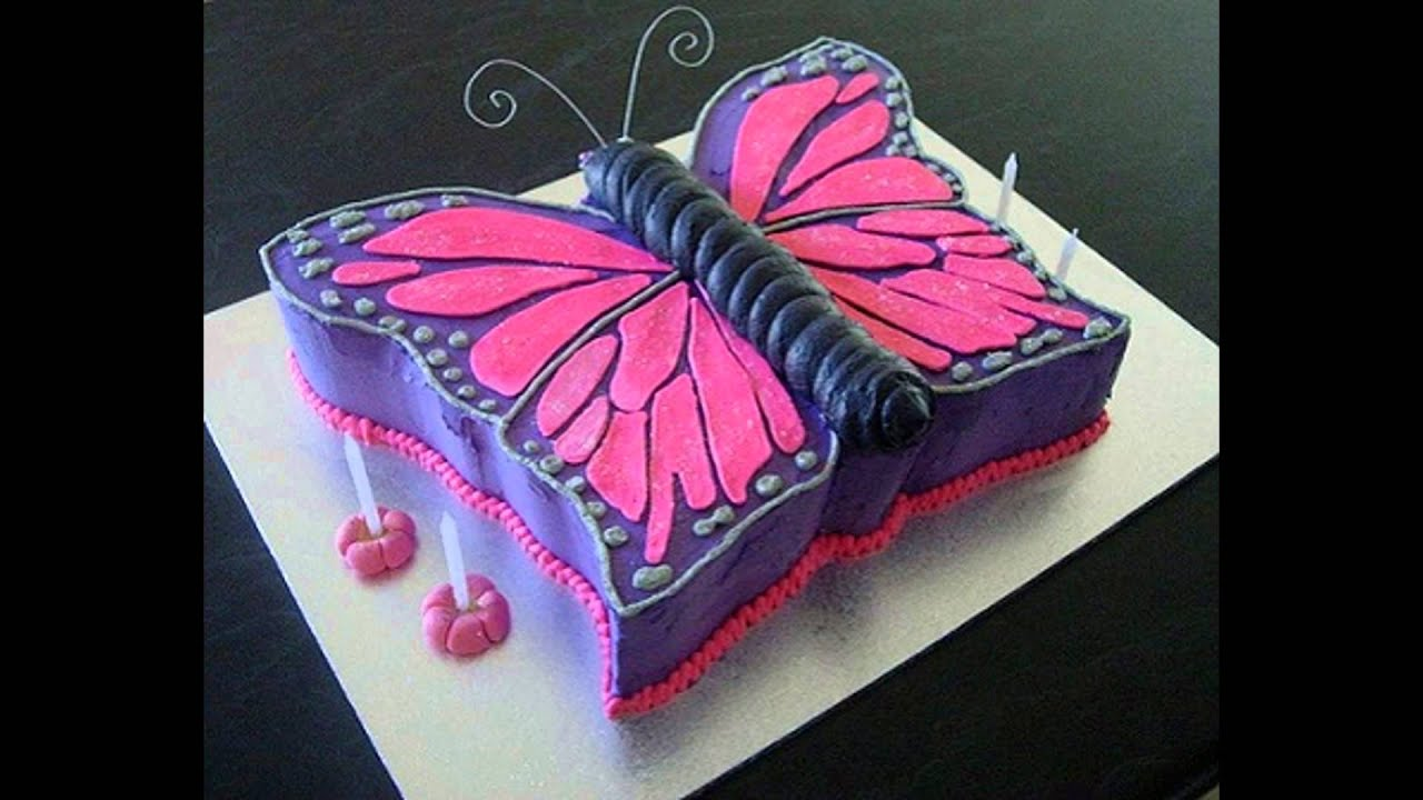 Birthday Cakes For Girls Youtube