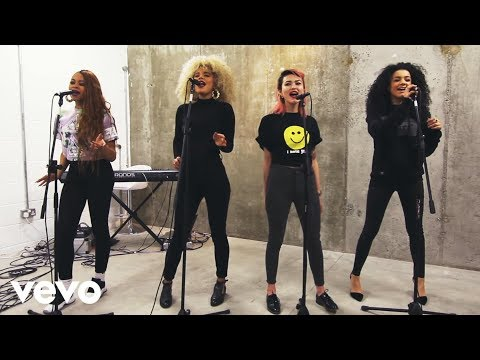 Neon Jungle - Braveheart (Live Performance)