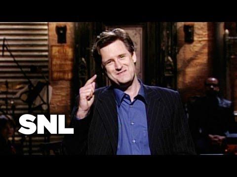 Bill Pullman Monologue - Saturday Night Live