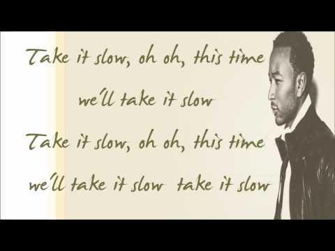 John Legend- Ordinary People(Lyrics)