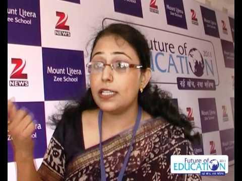 Interview Principal Mount Litera Zee School Youtube