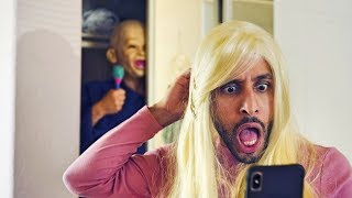 Girls in Horror Films | Anwar Jibawi