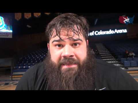 Robby Smith after win at Jack Pinto Cup