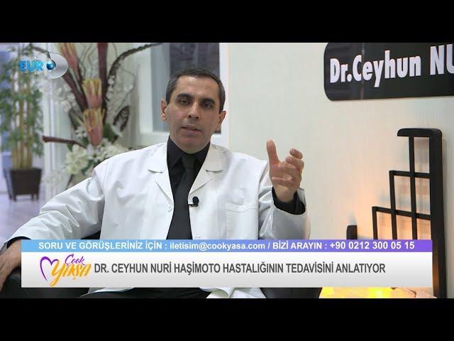 Haşimoto Hastalığının Tedavisi … (Bölüm 3) - Dr. Ceyhun Nuri
