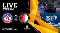 2f4d6eb9fa9 ASTV live  AS Trenčín - Feyenoord Rotterdam
