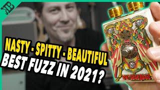 Nasty AND Beautiful... The Best New Fuzz Pedal? | Beetronics Vezzpa | Gear Corner