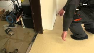 Jak položit lino (PVC)?