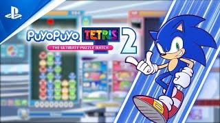 Puyo Puyo Tetris 2 - New Content Trailer | PS5, PS4