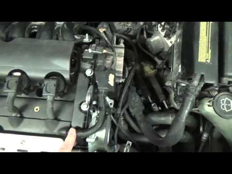 2007 Mini Cooper S R56    Thermostat    Housing Replacement  YouTube