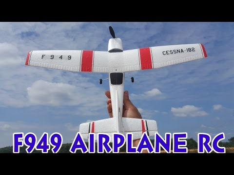 Wltoys F949 Airplane RC - Review