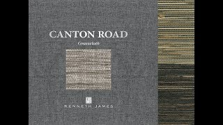 Canton Road Wallpaper Collection by Kenneth James