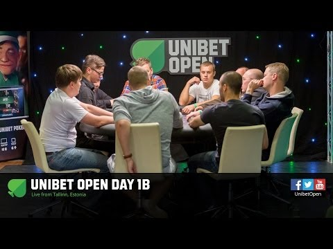 Unibet Open Tallinn 2014 - Live Stream Day 1B