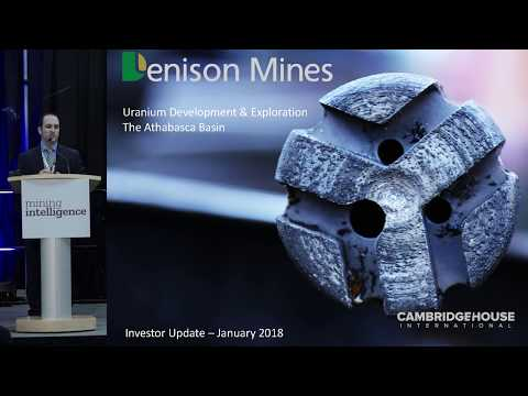 Uranium Development & Exploration - Denison Mines