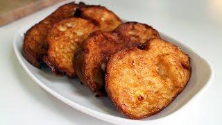 Yumurtalı Ekmek Kızartması - Neşeli Yemekler - Yemek Tarifleri