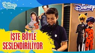 O Çok Sevdiğiniz Diziler İşte Böyle Seslendiriliyor🎙| Disney Channel Türkiye