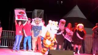High School Madness - Mascots!