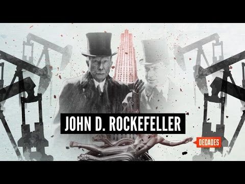 John D. Rockefeller - First Billionaire