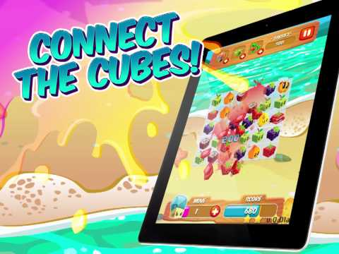 Rovio Stars presents Juice Cubes