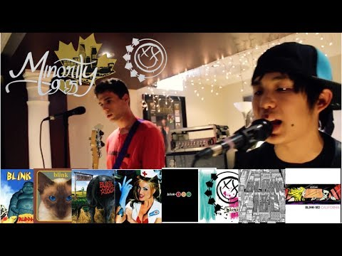 Blink 182 Medley: Entire Discography in 12 Minutes By Minority 905