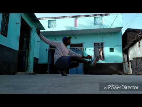 Practice time dance on Leon on by rajesh meena