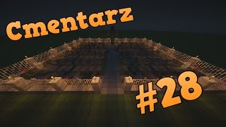 Cmentarz w Minecraft | Pomysł na budowlę [#28]