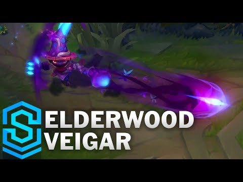 Elderwood Veigar Skin Spotlight - Pre-Release - League of Legends