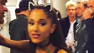 Ariana Grande Parties with Niall Horan in London VIDEO! (Be Yourselfie)