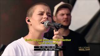 Hillsong United - Broken Vessels (Amazing Grace) [Tradução...