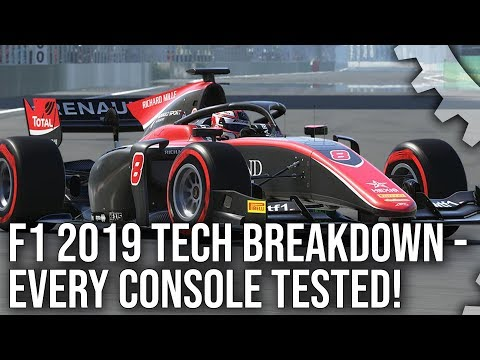 F1 2019 delivers Codemasters' most realistic visuals yet • Eurogamer net