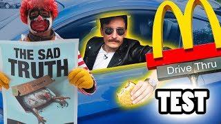 Fast Foody USA vs. PL - Mustangiem na Burgery: McDonald