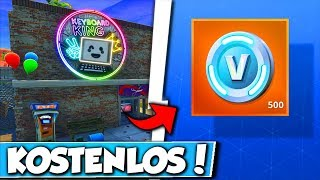 ❌GRATIS V-BUCKS, SPRAY & CONTRAIL in FORTNITE!! 😱 - NEUE HERAUSFORDERUNGEN in FORTNITE!