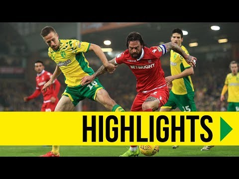 HIGHLIGHTS: Norwich City 3-3 Nottingham Forest