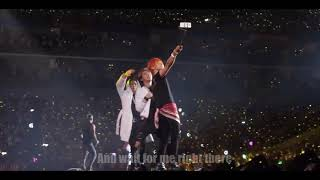 BIGBANG - Flower Road 꽃길 (FMV with lyrics)