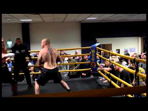 Dave Price Vs Decca Heggie Heavyweight Bareknuckle BKB fight