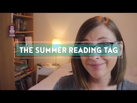 The Summer Reading Tag