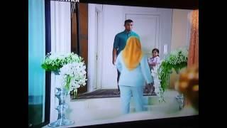 'Pertama Kali' Salimey dalam drama 'Seharum Mawar'.