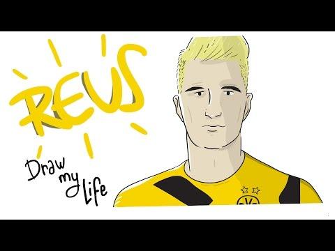 MARCO REUS - Draw My Life