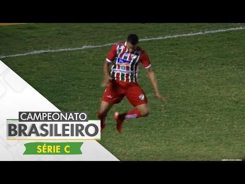Melhores Momentos - Salgueiro 2x1 Remo - Série C (09/09/17)