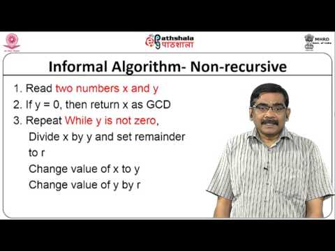 Decrease by constant factor algorithms (CS)