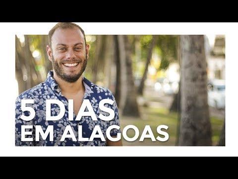 Bora | Roteiro de 5 dias em Alagoas
