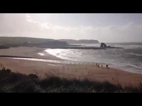 Stunning South Milton Sands And Thurlestone Rock | Oct 2017 | South Devon