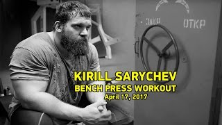 Kirill Sarychev in the Old Soviet Bunker -