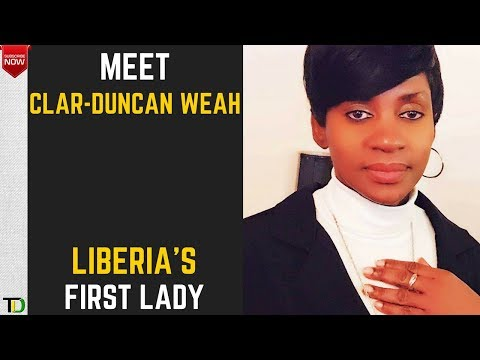 Jamaican Woman becomes First Lady of Liberia  - Teach Dem