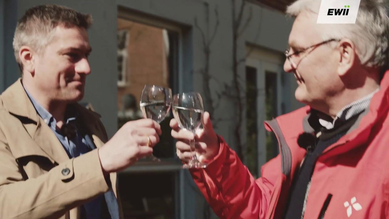Drikkevand fra hanen er en selvfølge i Danmark - EWII