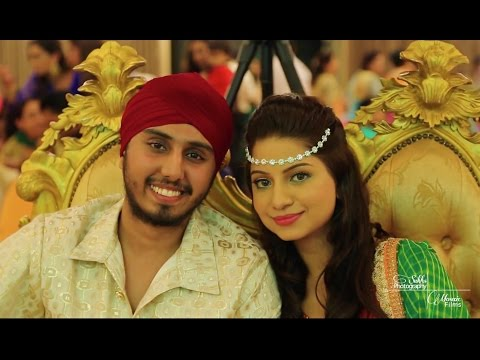 Cinematic Punjabi Wedding | Malvinpal & Parveen | Singapore